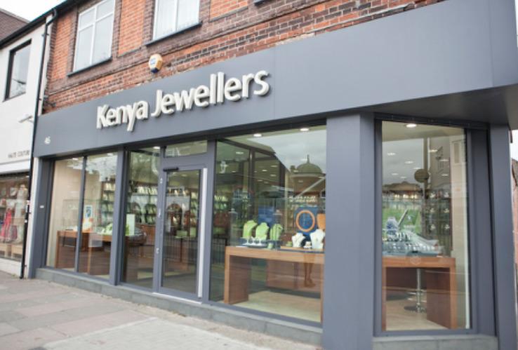Kenya Jewellers, Ealing Road, London